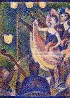 Study for 'Chahut' II by Georges Seurat