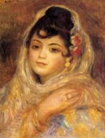 Algerian Woman II - Oil Painting Reproduction On Canvas