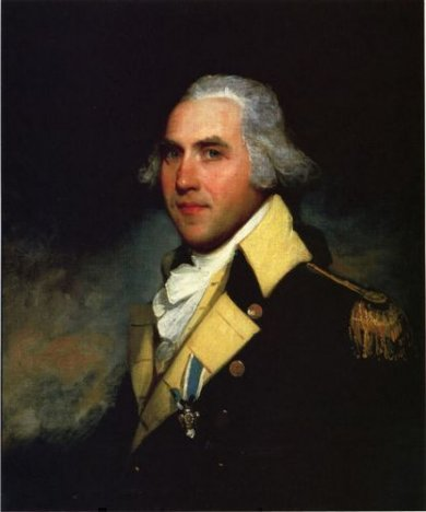 General Peter Gansevoort - Gilbert Stuart Oil Painting