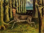 The Little Deer - Frida Kahlo Oil Painting