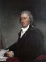 Robert R. Livingston - Gilbert Stuart Oil Painting
