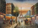 Today was Favorable - Oil Painting Reproduction On Canvas