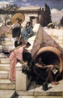 Diogenes - Oil Painting Reproduction On Canvas