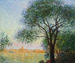 View of Antibes - Oil Painting Reproduction On Canvas