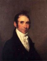 Moses Wheeler - Gilbert Stuart Oil Painting