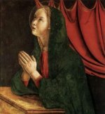 Polyptych of San Vincenzo Ferreri (detail) III - Giovanni Bellini Oil Painting