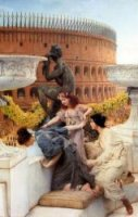 The Coliseum - Oil Painting Reproduction On Canvas