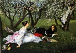 Spring II - Oil Painting Reproduction On Canvas