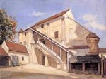 Meaux. Effect of Sunlight on the Old Chapterhouse - Gustave Caillebotte Oil Painting