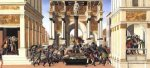The Story of Lucretia - Sandro Botticelli oil painting