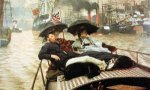The Thames - Oil Painting Reproduction On Canvas