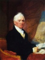 Mr. Barney Smith - Gilbert Stuart Oil Painting