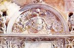 Escutcheon of Charles V - John Singer Sargent Oil Painting