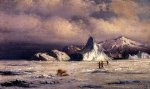 Arctic Invaders - William Bradford Oil Painting