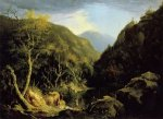Autumn in the Catskills - Thomas Cole Oil Painting