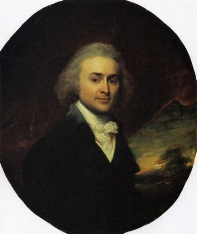John Quincy Adams - John Singleton Copley Oil Painting