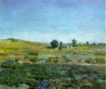 Gray Day in Spring - William Merritt Chase Oil Painting
