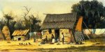 Daily Chores - William Aiken Walker Oil Painting