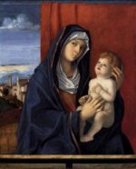 Madonna and Child IV - Giovanni Bellini Oil Painting