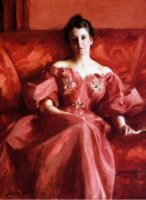 Portrait of Mrs. Howe (nee Deering) - Oil Painting Reproduction On Canvas