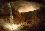 Kaaterskill Fals - Thomas Cole Oil Painting
