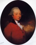 Sir William Molesworth - Gilbert Stuart Oil Painting
