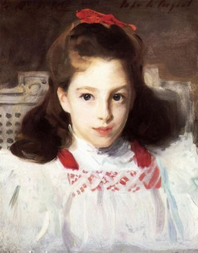 Miss Dorothy Vickers - John Singer Sargent Oil Painting