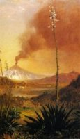 Title not available - Frederic Edwin Church Oil Painting