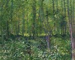 Woods and Undergrowth - 1887