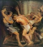 Flagellation of Christ 2 - Peter Paul Rubens Oil Painting