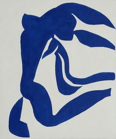 The Flowing Hair by Henri Matisse.