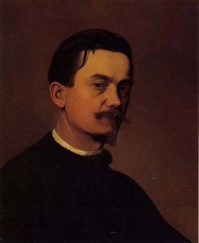 Self Portrait II - Felix Vallotton Oil Painting