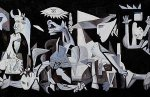 Guernica, 1937 Gallery Wrap - Pablo Picasso Oil Painting