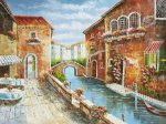 Heart of Venice - Oil Painting Reproduction On Canvas