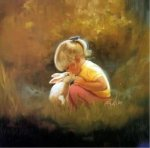 Tender Moment - Donald Zolan Oil Painting