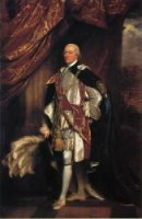 Baron Graham - John Singleton Copley Oil Painting
