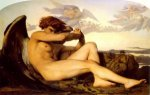 Fallen Angel -Alexandre Cabanel Oil Painting