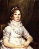 Portrait of Mrs. Isaac Bronson (nee Anna Olcott) - Oil Painting Reproduction On Canvas