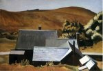 Burly Cobb's House, South Truro - Edward Hopper Oil Painting