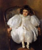 Expectancy - John Singer Sargent Oil Painting