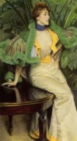 The Princess of Broglie - Oil Painting Reproduction On Canvas