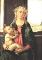 Madonna of the Sea - Sandro Botticelli oil painting