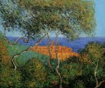 Bordighera II - Claude Monet Oil Painting