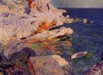 Rocks at Javea - Oil Painting Reproduction On Canvas