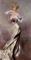 Portrait of the Countess Zichy - Oil Painting Reproduction On Canvas