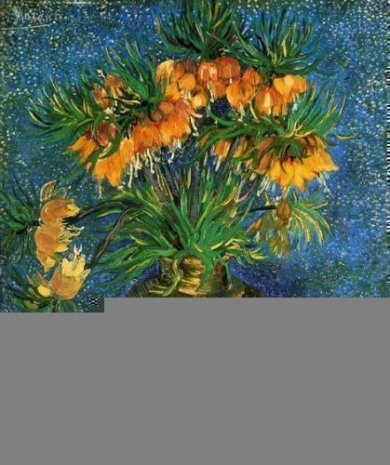 Still Life with Frutillarias - Vincent Van Gogh Oil Painting