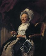 Mrs. Seymour Fort - Oil Painting Reproduction On Canvas