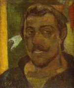 Self Portrait II - Paul Gauguin Oil Painting