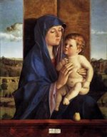 Madonna and Child VII - Giovanni Bellini Oil Painting