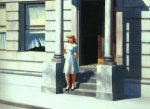 Summertime - Edward Hopper Oil Painting